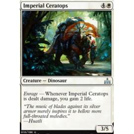 Imperial Ceratops FOIL