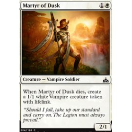 Martyr of Dusk FOIL