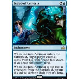Induced Amnesia FOIL