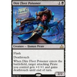 Dire Fleet Poisoner FOIL