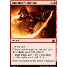 Buccaneer's Bravado FOIL