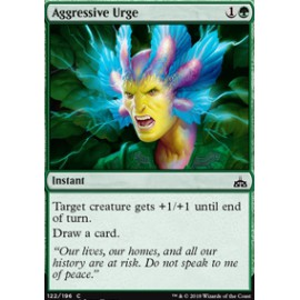 Aggressive Urge FOIL