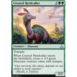 Crested Herdcaller FOIL