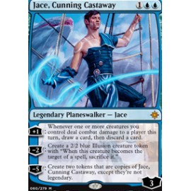 Jace, Cunning Castaway FOIL