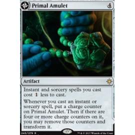Primal Amulet FOIL