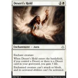 Desert's Hold FOIL