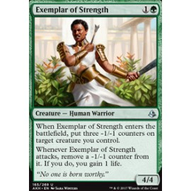 Exemplar of Strength FOIL
