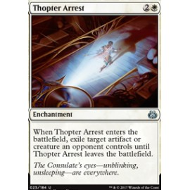 Thopter Arrest FOIL