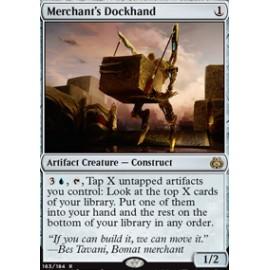Merchant's Dockhand FOIL