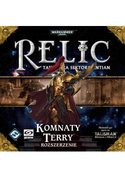Relic: Tajemnica sektora Antian  Komnaty Terry