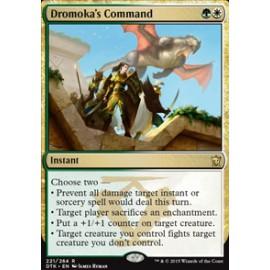 Dromoka's Command