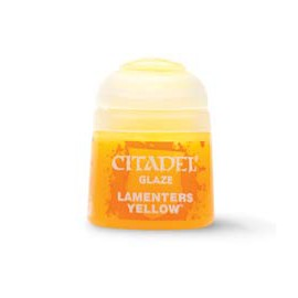 Lamenters Yellow (Glaze)