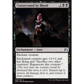 Consecrated by Blood