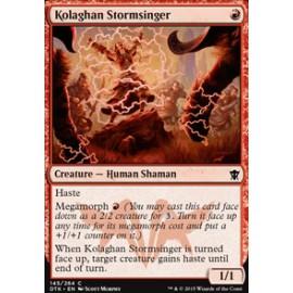 Kolaghan Stormsinger