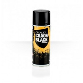 Spray Citadel Chaos Black