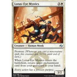 Lotus-Eye Mystics