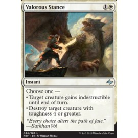 Valorous Stance