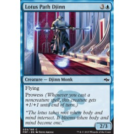 Lotus Path Djinn