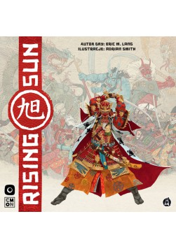 Rising Sun (Przedsprzedaż)