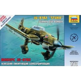 Zvezda 7306 Junkers Ju-87B2