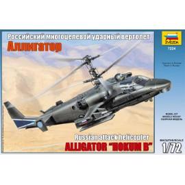 Zvezda 7224 Ka-52 'Alligator'