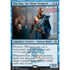 Shu Yun, the Silent Tempest