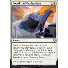 Board the Weatherlight