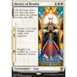 History of Benalia