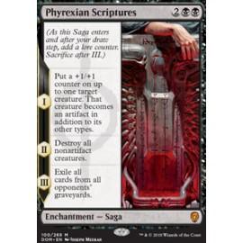 Phyrexian Scriptures