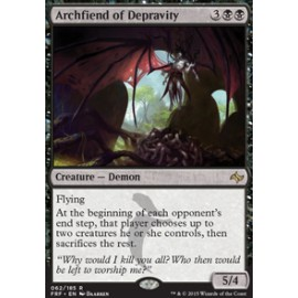 Archfiend of Depravity