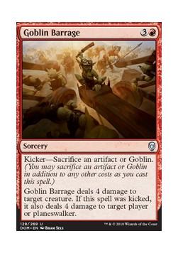 Goblin Barrage