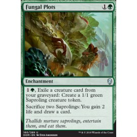 Fungal Plots