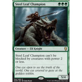 Steel Leaf Champion