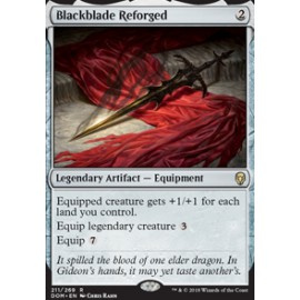 Blackblade Reforged