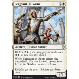 Sergeant-at-Arms FOIL