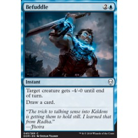 Befuddle FOIL