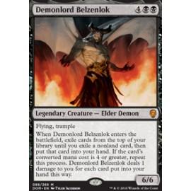 Demonlord Belzenlok FOIL