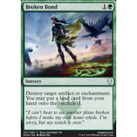 Broken Bond FOIL