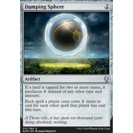 Damping Sphere FOIL
