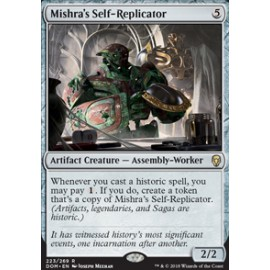 Mishra's Self-Replicator FOIL