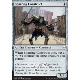 Sparring Construct FOIL