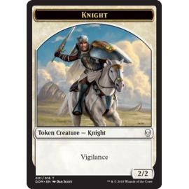 Knight 2/2 Token 01 - DOM