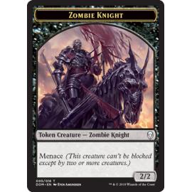 Zombie Knight 2/2 Token 05 - DOM