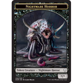 Nightmare Horror X/X Token 06 - DOM