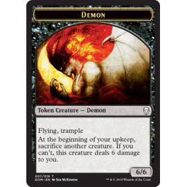 Demon 6/6 Token 07 - DOM