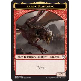 Karox Bladewing 4/4 Token 10 - DOM