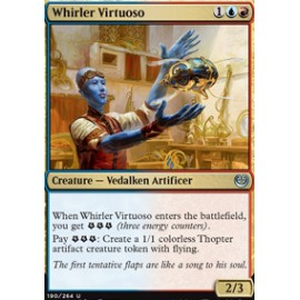 Whirler Virtuoso FOIL
