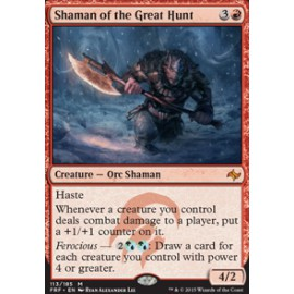 Shaman of the Great Hunt