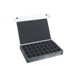 Pudełko standardowe z pianką na 32 modele (40 mm)