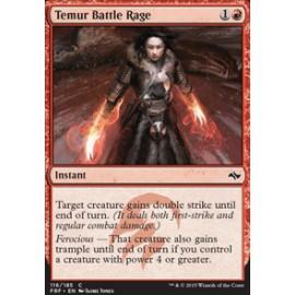 Temur Battle Rage